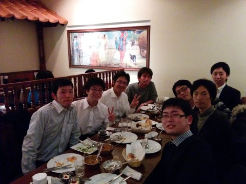 SOC Students and Alumni in Tokyo